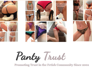 Pantytrust- the best platform to buy and sell used panties