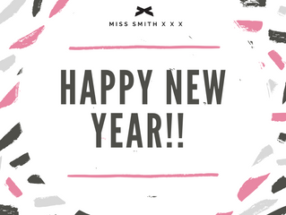 Happy New Year- From Misssmithxxx Used Panties