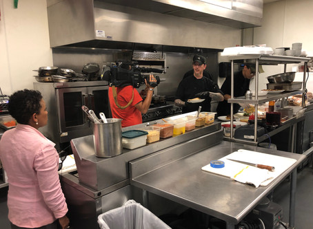 NBC Chicago Visits Byway!