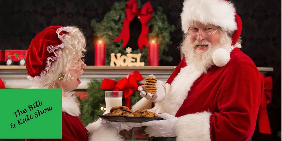 Santa Visits Byway