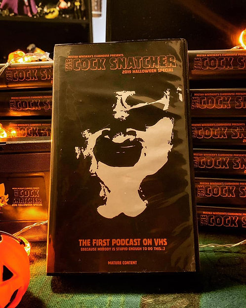 MWC 2019 Halloween Special - VHS