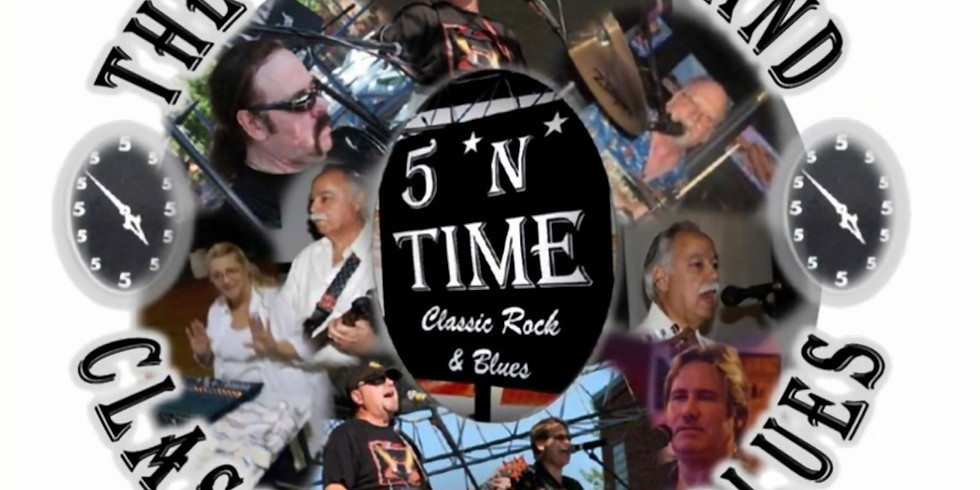 5 'N' Time performs