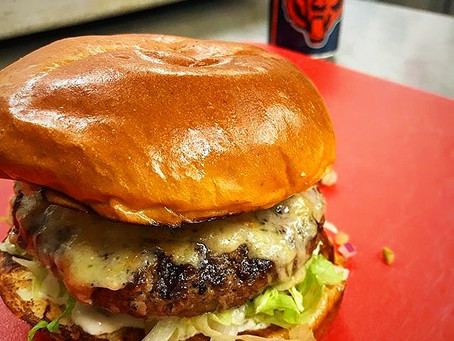 Byway Makes List of TOP 5 Burgers