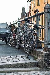 cykelkaos, cykelparkering, cykelställ,
