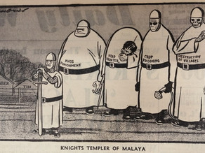Collective punishment and colonial terror: The lessons of Britain's war in Malaya