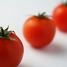 Tomato Sauce w/ handmade tagliatelle