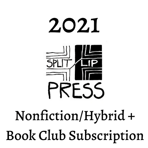 2021 Nonfiction/Hybrid Subscription + Book Club