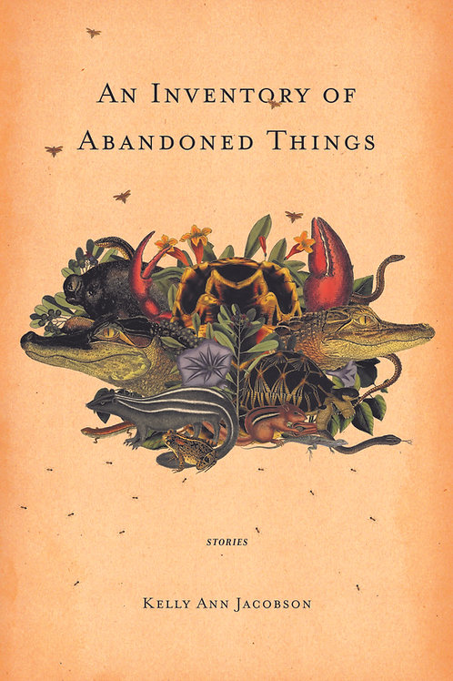 An Inventory of Abandoned Things by Kelly Ann Jacobson