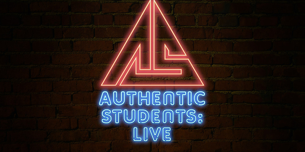 Authentic Students Live!