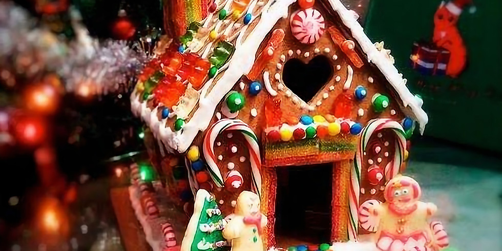 Christmas Cookie Cottage and Craft Show