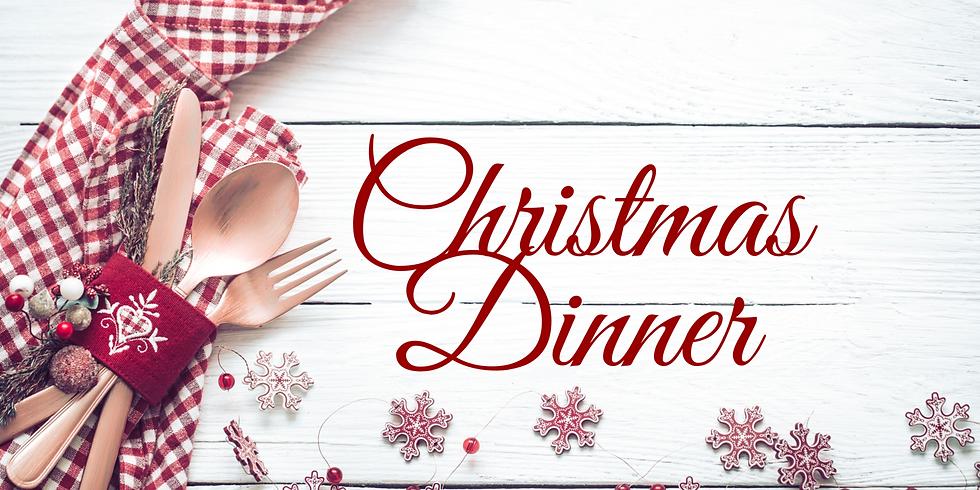 Church Christmas Dinner
