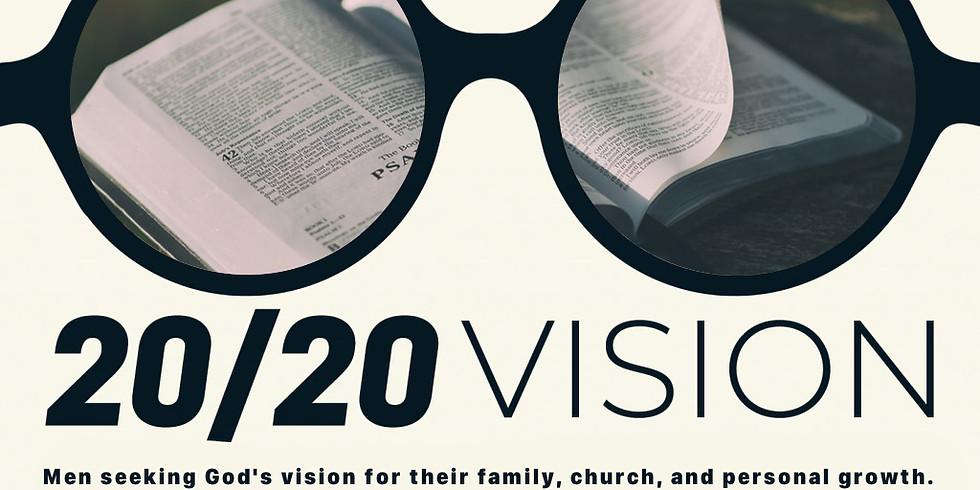 20/20 Vision Men's Conference