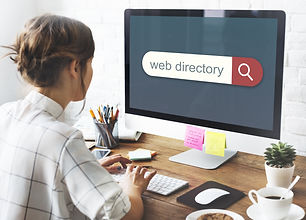 Web Directory Search Engine Browser Find