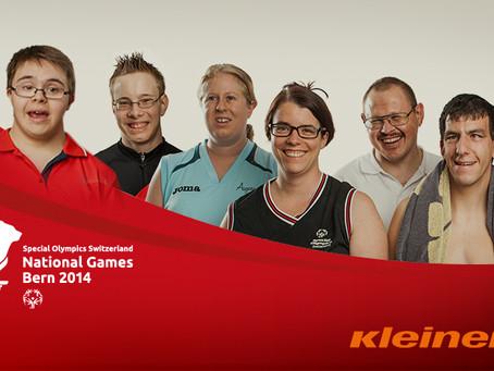 Wir sind Medaillenpartner bei den Special Olympics in Bern