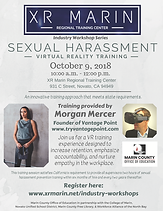 XR Marin - Sexual Harassment Training Fl