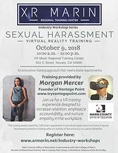 XR Marin - Sexual Harassment Training Fl