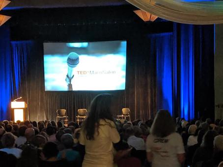 XR Marin Showcases VR at TEDx Marin Salon on Brain & Consciousness