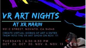 Fall Open House on Tuesday & Thursday Nights October - November 2018