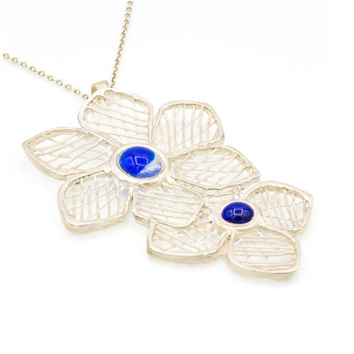 Flowers (Necklace) by Sarah Esnaashari