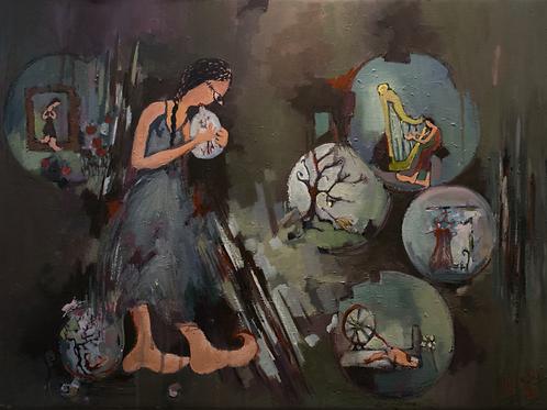 Birth by Fatemeh Fakharan