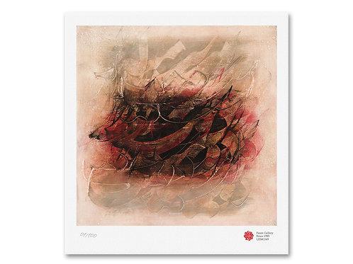 I Love You by Einoddin Sadeghzadeh