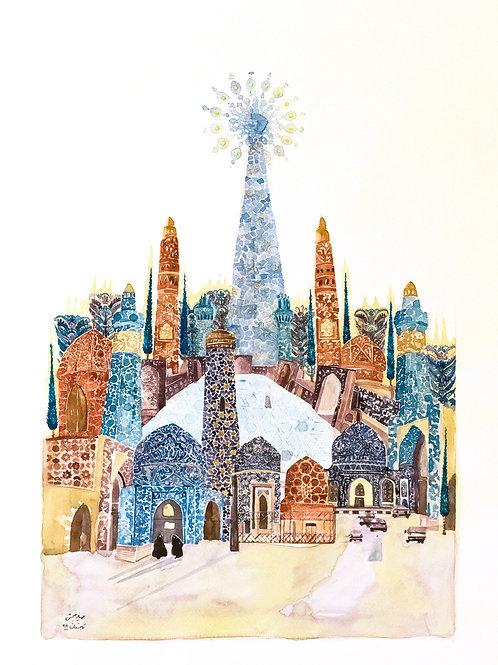 Pilgrimage by Mahya Farahbakhsh