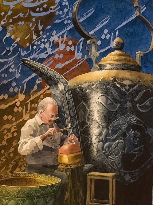Tradition by Mehdi Khosravian
