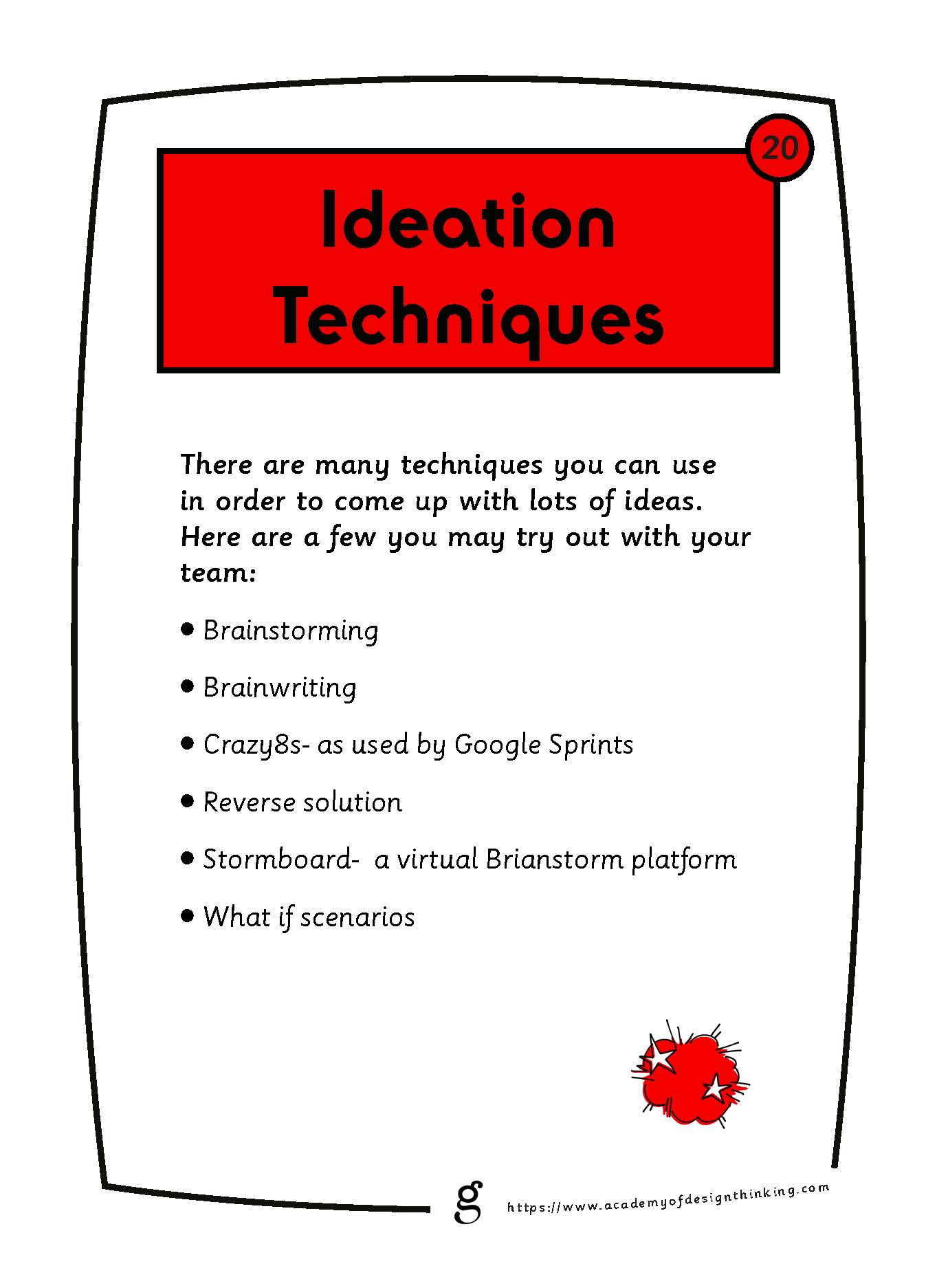 Ideation Techniques