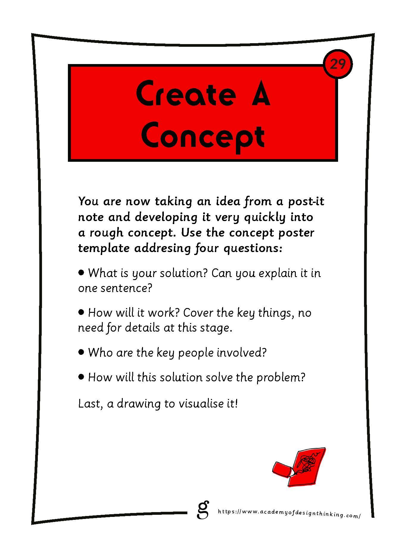 Create a Concept