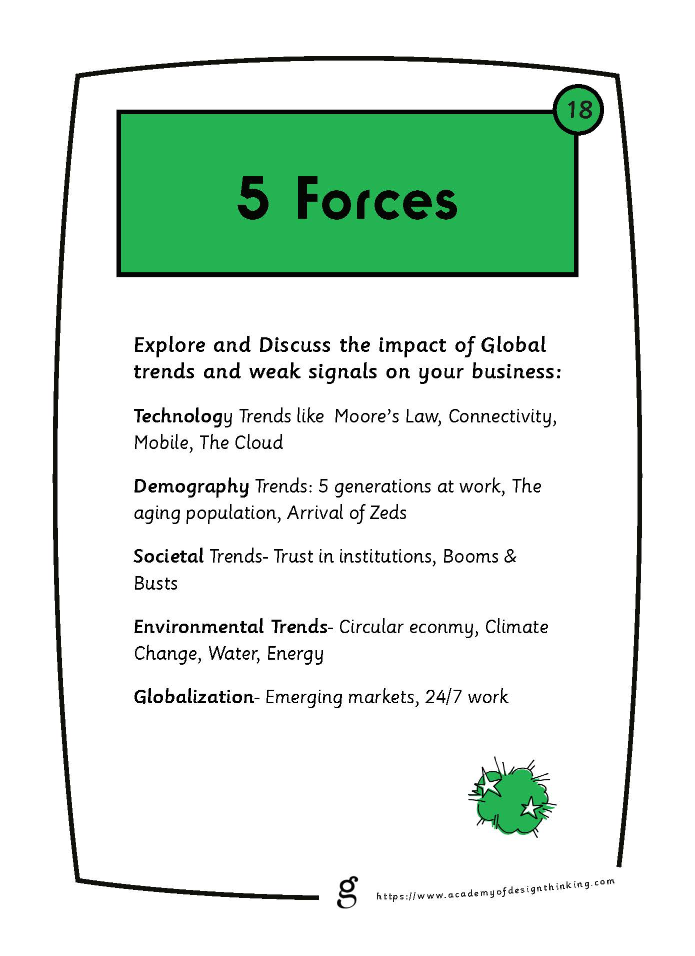 5 Forces