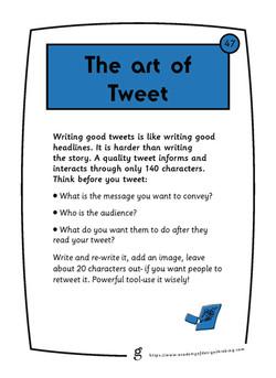 The Art of Tweet