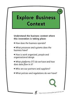 Explore Business Context