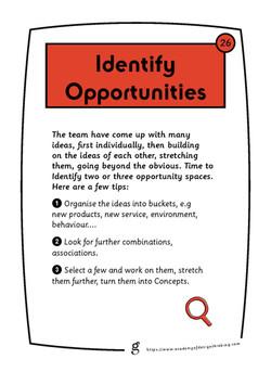 Identify Opportunities