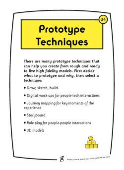 Prototype Techniques