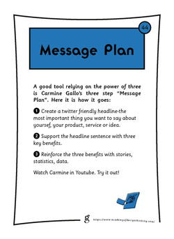 Message Plan