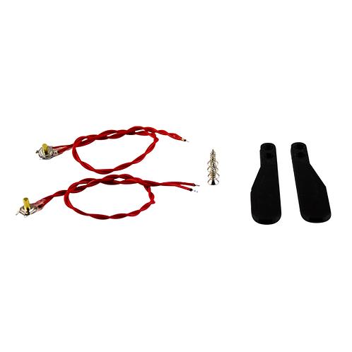2x Taster +Saber Paddle Controller Modding