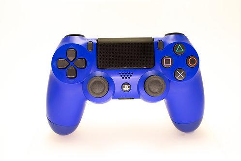 PS4 V2 Controller blau