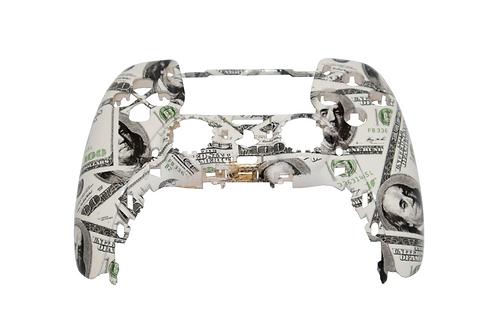 """PS5 Frontgehäuse """"Dollar"""""""