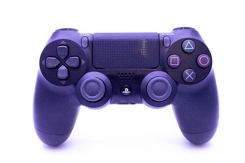 PS4 V2 Controller schwarz