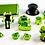Thumbnail: PS4 Tastenset V2 für JDM040-055