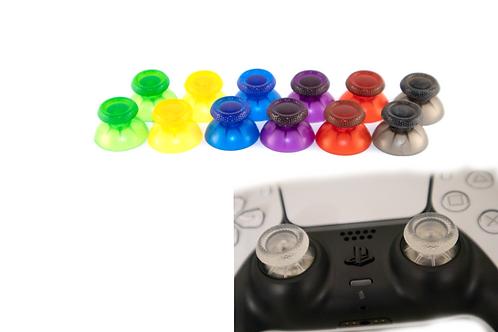 PS Thumbsticks Halb Transparent +7 Farben