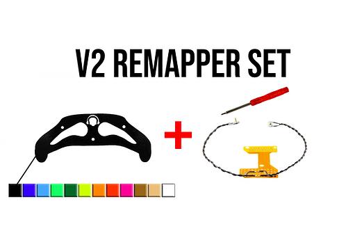 PS4 Remapper V2 HAMMERHEAD Paddle (gelötet – Pro/Slim)