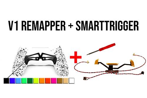PS4 Remapper V1 Smarttrigger ARES Paddle