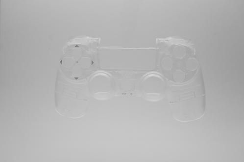 PS4 Front Gehäuse transparent JDM040