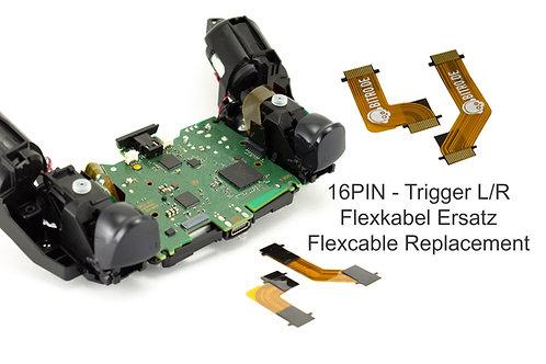 PS5 16pin Flexkabel für Schultertasten L/R