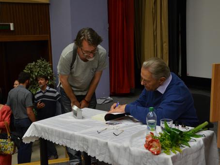 Ohlasy návštěvy Stanislava Grofa v našem kraji