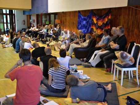 Workshop holotropního dýchání Hradec nad Moravicí 12. - 14.9.2014