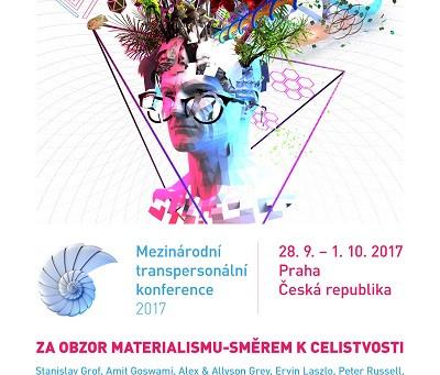 """Mezinárodní transpersonální konference                                       """"Za obzor material"""