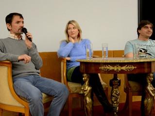Film about the spiritual emergency in Kroměříž
