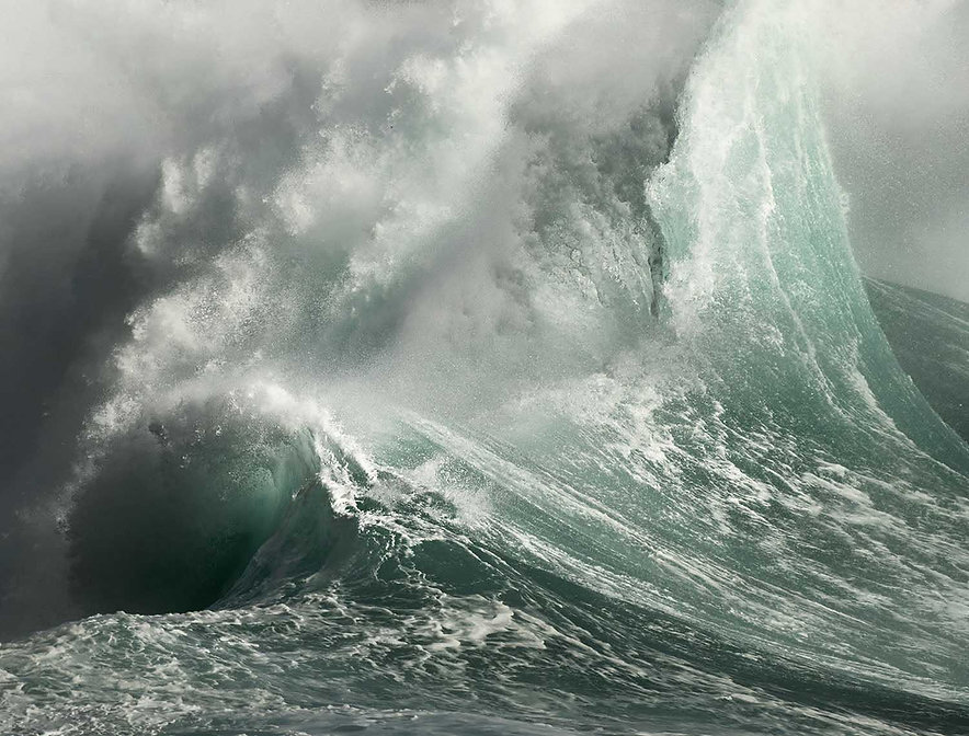 Storm Chasing Photography Seascape UK